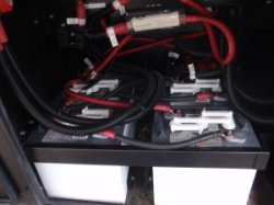 RV Battery Bank