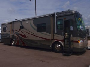 Learn how to buy an RV as a fully prepared customer.