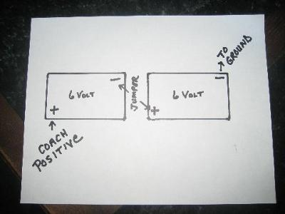 Battery Connections Diagram